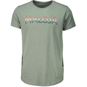 Maloja WagenauM. Shortsleeve Shirt Men grey